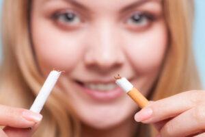 Stoppen met roken | Praktijk Guido van Dijck